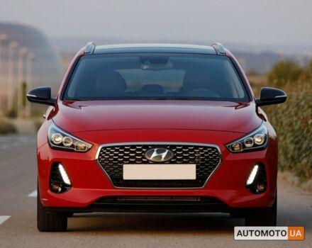 купить новое авто Хендай i30 PD Wagon 2020 года от официального дилера Hyundai Богдан-Авто Житомир Хендай фото