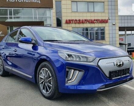 купить новое авто Хендай Ioniq 2021 года от официального дилера АВТОПАЛАЦ ТЕРНОПІЛЬ Хендай фото
