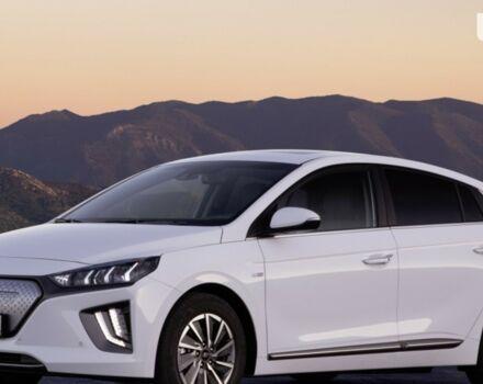 купить новое авто Хендай Ioniq 2021 года от официального дилера Хюндай Центр Полтава Хендай фото