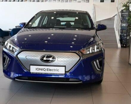 купити нове авто Хендай Ioniq 2021 року від офіційного дилера БАЗИС АВТО Хендай фото