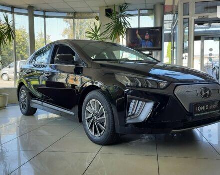 купить новое авто Хендай Ioniq 2021 года от официального дилера Hyundai Авто Хендай фото