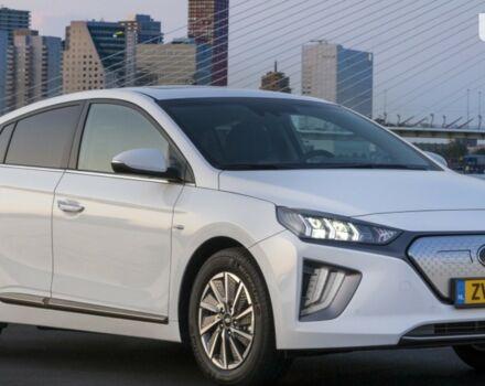 купити нове авто Хендай Ioniq 2021 року від офіційного дилера АВТОПАЛАЦ ТЕРНОПІЛЬ Хендай фото
