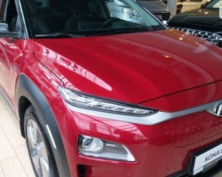 купить новое авто Хендай Kona 2020 года от официального дилера Автоцентр Hyundai Аэлита Хендай фото