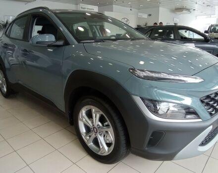 купити нове авто Хендай Kona 2021 року від офіційного дилера Hyundai Авто Хендай фото