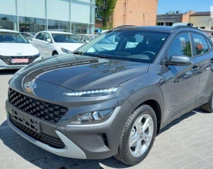 купити нове авто Хендай Kona 2021 року від офіційного дилера Хюндай Центр Полтава Хендай фото