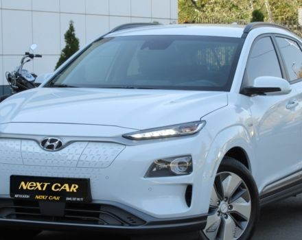 купить новое авто Хендай Kona 2021 года от официального дилера Next Car Хендай фото