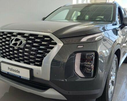 купить новое авто Хендай Palisade 2020 года от официального дилера Хюндай Центр Полтава Хендай фото