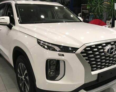 купить новое авто Хендай Palisade 2020 года от официального дилера Hyundai Авто Хендай фото
