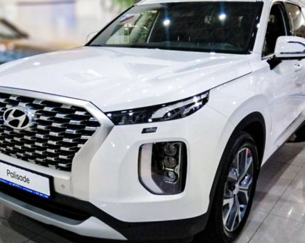 """купить новое авто Хендай Palisade 2021 года от официального дилера Hyundai """"Автопланета"""" Хендай фото"""