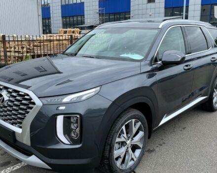 купить новое авто Хендай Palisade 2021 года от официального дилера Богдан Авто HYUNDAI на Подоле Хендай фото