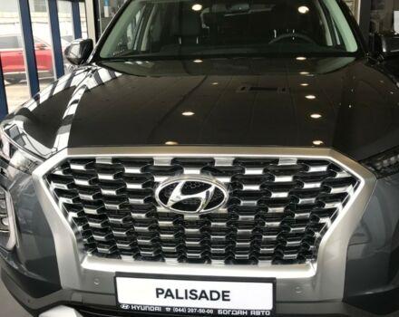 купить новое авто Хендай Palisade 2021 года от официального дилера Hyundai Авто Хендай фото