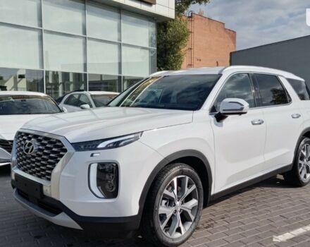 купити нове авто Хендай Palisade 2021 року від офіційного дилера Хюндай Центр Полтава Хендай фото