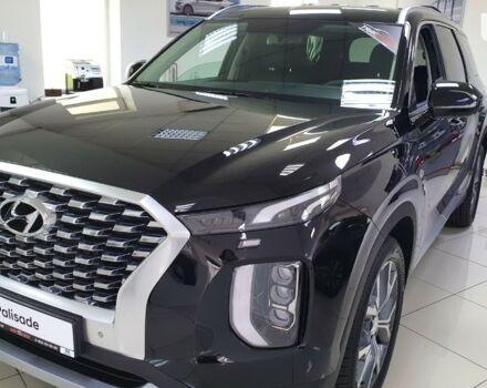 купить новое авто Хендай Palisade 2021 года от официального дилера Автомир Хендай фото