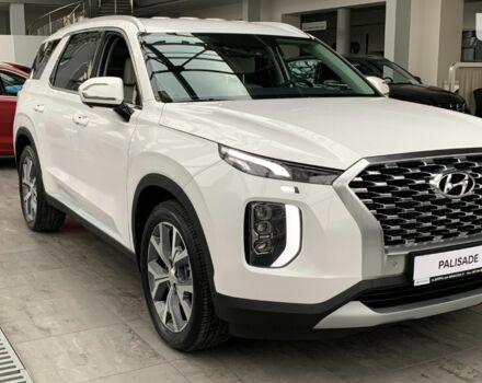 купити нове авто Хендай Palisade 2021 року від офіційного дилера Автоцентр Hyundai Аэлита Хендай фото