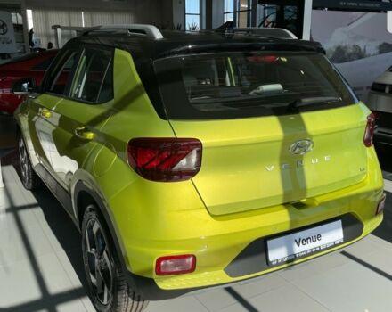 купити нове авто Хендай Venue 2021 року від офіційного дилера Богдан Авто HYUNDAI на Подоле Хендай фото