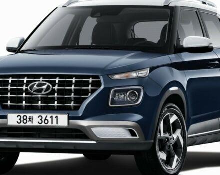 купить новое авто Хендай Venue 2021 года от официального дилера Hyundai Авто Хендай фото