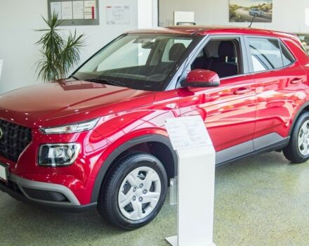 купить новое авто Хендай Venue 2021 года от официального дилера Полісся Моторс Хендай фото