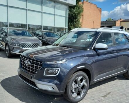 купити нове авто Хендай Venue 2021 року від офіційного дилера Хюндай Центр Полтава Хендай фото
