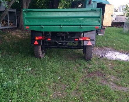 Зелений ІФА Є-5, об'ємом двигуна 0 л та пробігом 1 тис. км за 1400 $, фото 1 на Automoto.ua