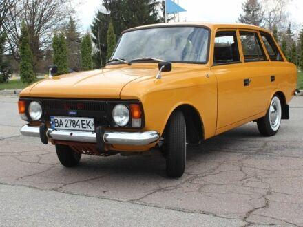 Апельсин ІЖ 2125, об'ємом двигуна 1.5 л та пробігом 37 тис. км за 4000 $, фото 1 на Automoto.ua