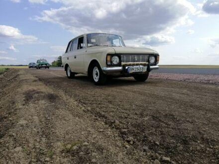 Білий ІЖ 2125, об'ємом двигуна 1.5 л та пробігом 70 тис. км за 415 $, фото 1 на Automoto.ua