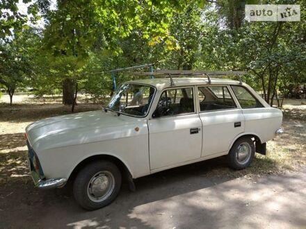 Белый ИЖ 2125, объемом двигателя 1.5 л и пробегом 16 тыс. км за 950 $, фото 1 на Automoto.ua