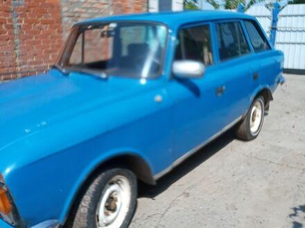 Синий ИЖ 2125, объемом двигателя 1.5 л и пробегом 43 тыс. км за 500 $, фото 1 на Automoto.ua