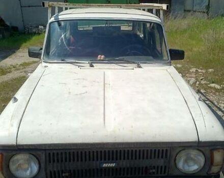 Белый ИЖ 2125, объемом двигателя 1.5 л и пробегом 29 тыс. км за 495 $, фото 1 на Automoto.ua