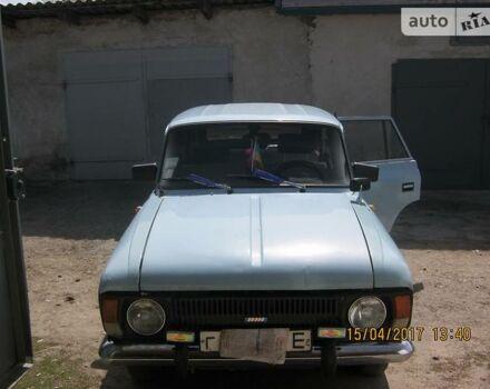Синий ИЖ 2125, объемом двигателя 1.5 л и пробегом 17 тыс. км за 450 $, фото 1 на Automoto.ua