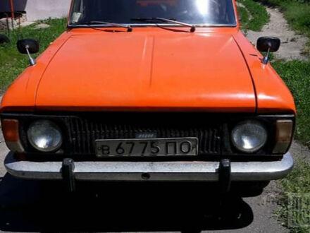 Красный ИЖ 21251, объемом двигателя 1.5 л и пробегом 200 тыс. км за 450 $, фото 1 на Automoto.ua