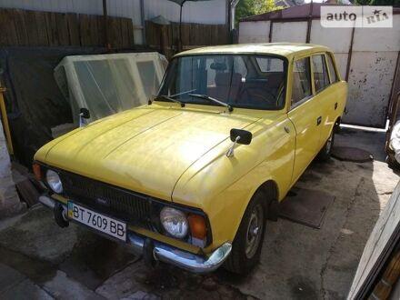 Желтый ИЖ 21251, объемом двигателя 1.5 л и пробегом 92 тыс. км за 1100 $, фото 1 на Automoto.ua