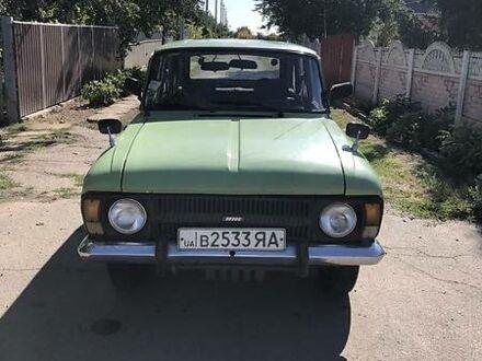 Зелений ІЖ 21251, об'ємом двигуна 1.5 л та пробігом 81 тис. км за 1400 $, фото 1 на Automoto.ua