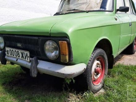 Зеленый ИЖ 21251, объемом двигателя 1.5 л и пробегом 124 тыс. км за 560 $, фото 1 на Automoto.ua