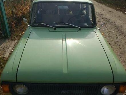 Зеленый ИЖ 21251, объемом двигателя 1.5 л и пробегом 48 тыс. км за 1800 $, фото 1 на Automoto.ua