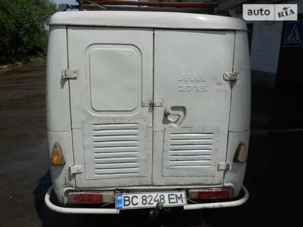 Білий ІЖ 2715, об'ємом двигуна 1.5 л та пробігом 33 тис. км за 2100 $, фото 1 на Automoto.ua