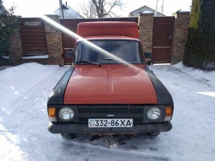 Червоний ІЖ 2715, об'ємом двигуна 1.5 л та пробігом 8 тис. км за 752 $, фото 1 на Automoto.ua