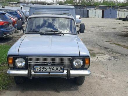 Серый ИЖ 2715, объемом двигателя 1.5 л и пробегом 100 тыс. км за 815 $, фото 1 на Automoto.ua