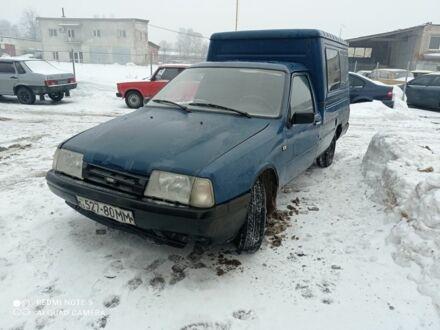 Синий ИЖ 2717, объемом двигателя 1.6 л и пробегом 220 тыс. км за 1250 $, фото 1 на Automoto.ua