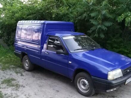 Синій ІЖ 2717, об'ємом двигуна 1.6 л та пробігом 1 тис. км за 1600 $, фото 1 на Automoto.ua