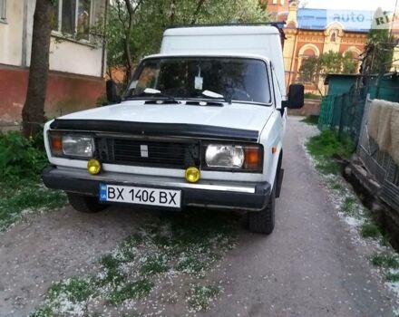 Белый ИЖ 2717, объемом двигателя 1.6 л и пробегом 42 тыс. км за 1800 $, фото 1 на Automoto.ua