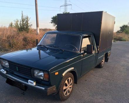 Зеленый ИЖ 2717, объемом двигателя 1.6 л и пробегом 120 тыс. км за 3500 $, фото 1 на Automoto.ua