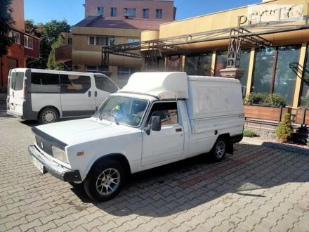Белый ИЖ 27175, объемом двигателя 1.6 л и пробегом 100 тыс. км за 1600 $, фото 1 на Automoto.ua