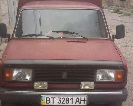 Красный ИЖ 27175, объемом двигателя 1.6 л и пробегом 37 тыс. км за 1800 $, фото 1 на Automoto.ua