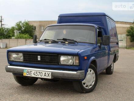 Синий ИЖ 27175, объемом двигателя 0 л и пробегом 109 тыс. км за 2100 $, фото 1 на Automoto.ua