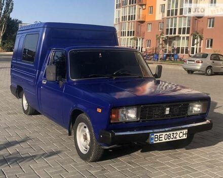 Синий ИЖ 27175, объемом двигателя 1.6 л и пробегом 77 тыс. км за 2200 $, фото 1 на Automoto.ua
