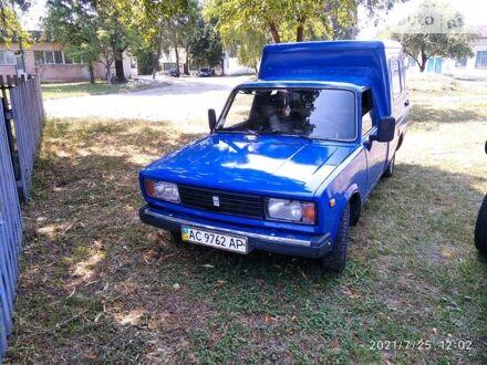 Синий ИЖ 27175, объемом двигателя 1.6 л и пробегом 60 тыс. км за 2100 $, фото 1 на Automoto.ua
