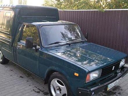 Зеленый ИЖ 27175, объемом двигателя 1.6 л и пробегом 84 тыс. км за 1200 $, фото 1 на Automoto.ua