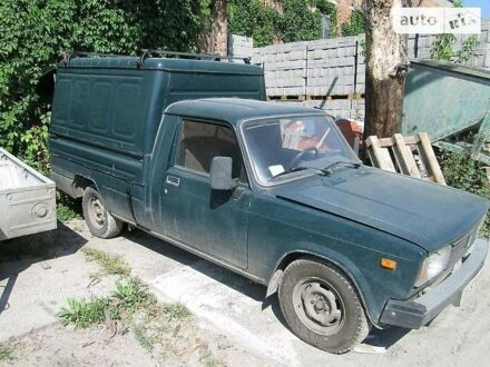 Зеленый ИЖ 27175, объемом двигателя 1.6 л и пробегом 100 тыс. км за 2000 $, фото 1 на Automoto.ua