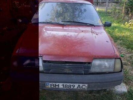 Червоний ІЖ 2717 (Ода), об'ємом двигуна 1.6 л та пробігом 200 тис. км за 1100 $, фото 1 на Automoto.ua