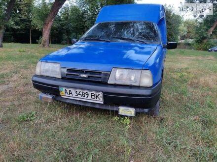 Синій ІЖ 2717 (Ода), об'ємом двигуна 1.6 л та пробігом 95 тис. км за 900 $, фото 1 на Automoto.ua